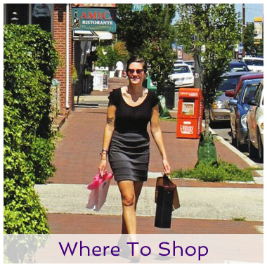Where To Shop